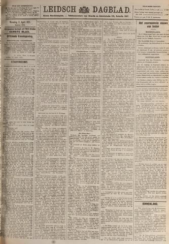Leidsch Dagblad 1921-04-11