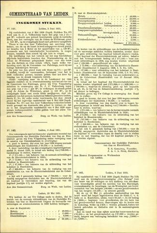 Handelingen van de Raad 1931-06-02
