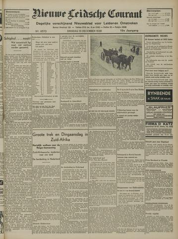 Nieuwe Leidsche Courant 1938-12-13