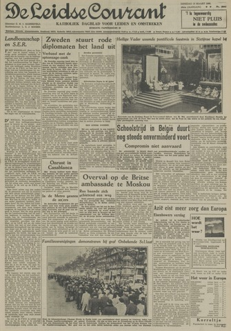 Leidse Courant 1955-03-15