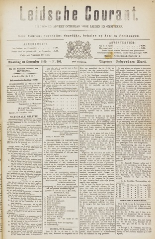 Leydse Courant 1889-12-30