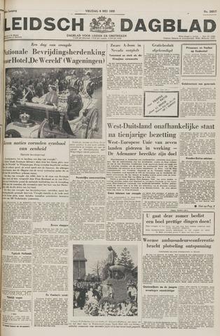 Leidsch Dagblad 1955-05-06