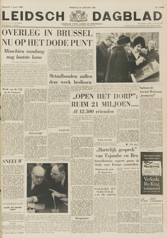 Leidsch Dagblad 1963-01-29