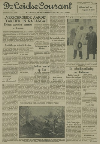 Leidse Courant 1961-12-12