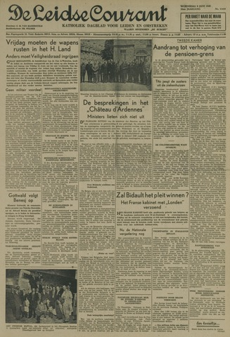 Leidse Courant 1948-06-09