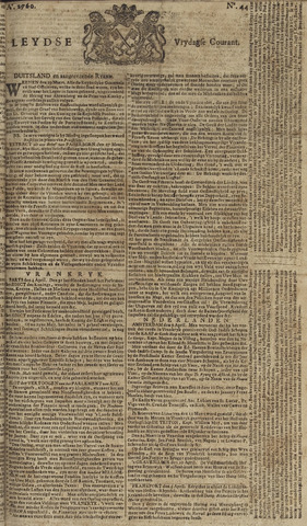 Leydse Courant 1760-04-11
