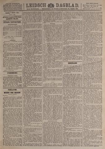 Leidsch Dagblad 1919-10-07