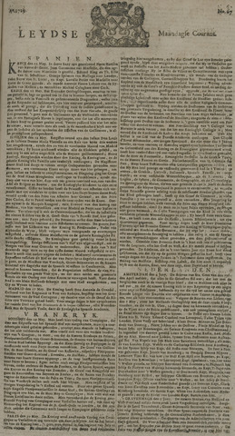 Leydse Courant 1729-06-06