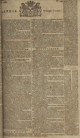 Leydse Courant 1760-12-12