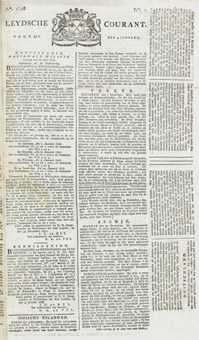 Leydse Courant 1828-01-04