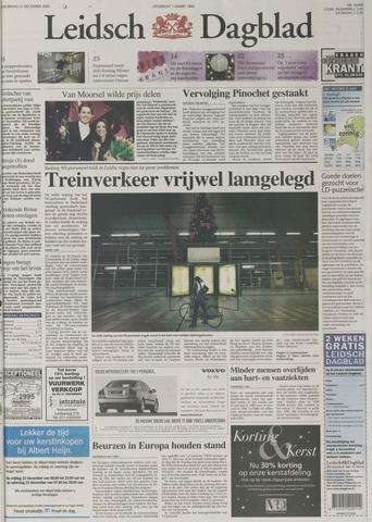 Leidsch Dagblad 2000-12-21