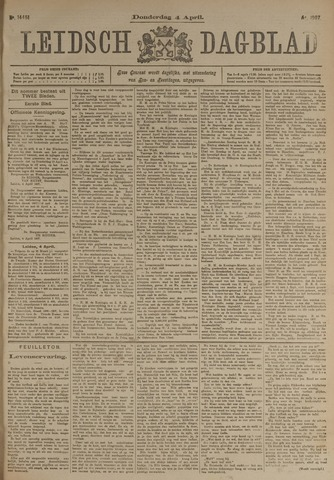 Leidsch Dagblad 1907-04-04