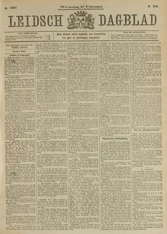 Leidsch Dagblad 1904-02-17