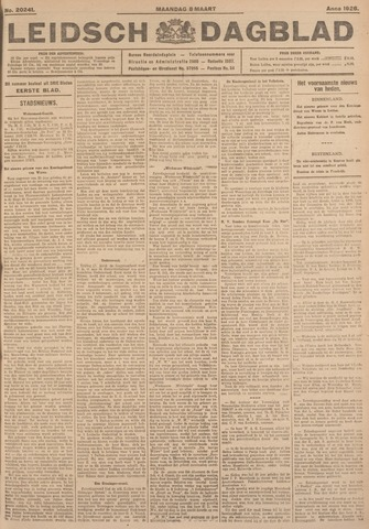 Leidsch Dagblad 1926-03-08