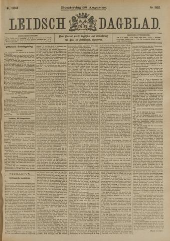 Leidsch Dagblad 1902-08-28