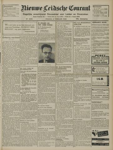 Nieuwe Leidsche Courant 1938-02-04