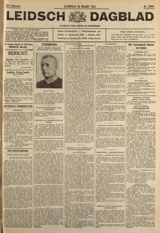 Leidsch Dagblad 1932-03-26