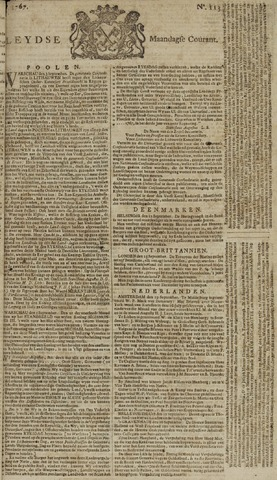 Leydse Courant 1767-09-21