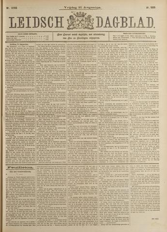 Leidsch Dagblad 1899-08-11
