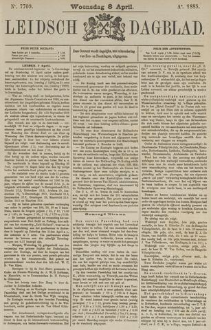 Leidsch Dagblad 1885-04-08