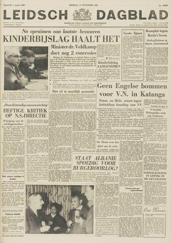 Leidsch Dagblad 1961-12-12