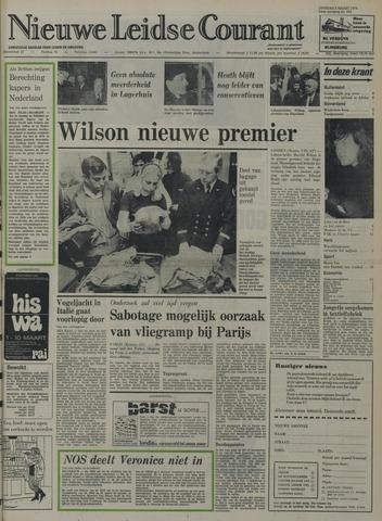 Nieuwe Leidsche Courant 1974-03-05