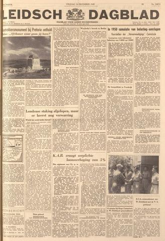 Leidsch Dagblad 1949-12-16
