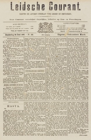 Leydse Courant 1887-06-30
