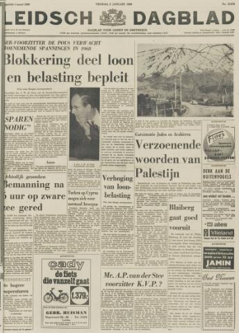 Leidsch Dagblad 1968-01-05