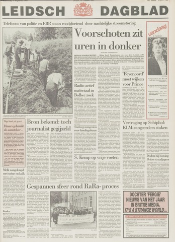 Leidsch Dagblad 1988-08-10