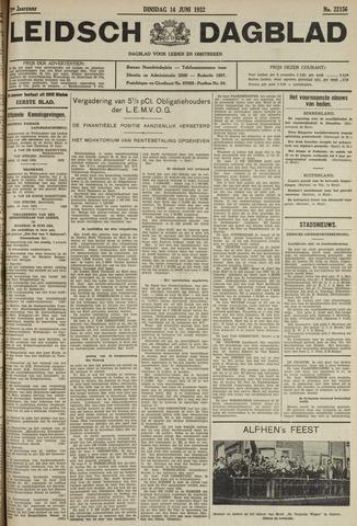 Leidsch Dagblad 1932-06-14