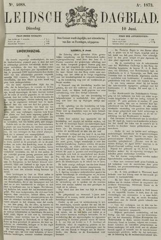 Leidsch Dagblad 1873-06-10