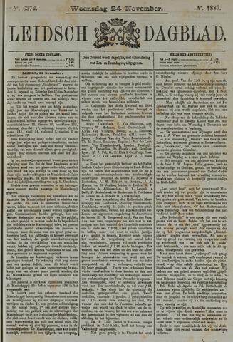 Leidsch Dagblad 1880-11-24