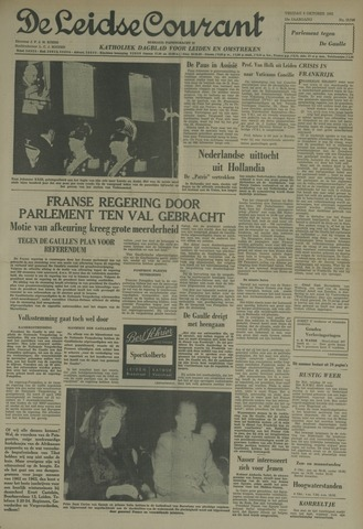 Leidse Courant 1962-10-05