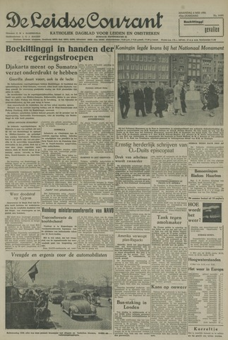 Leidse Courant 1958-05-05