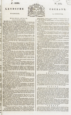 Leydse Courant 1838-08-29
