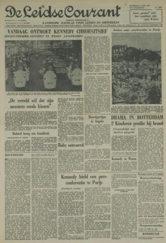 Leidse Courant 1961-06-03