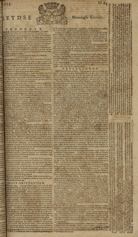 Leydse Courant 1753-05-28