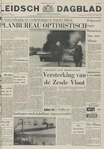 Leidsch Dagblad 1970-07-08
