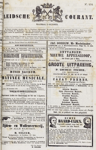 Leydse Courant 1871-10-02