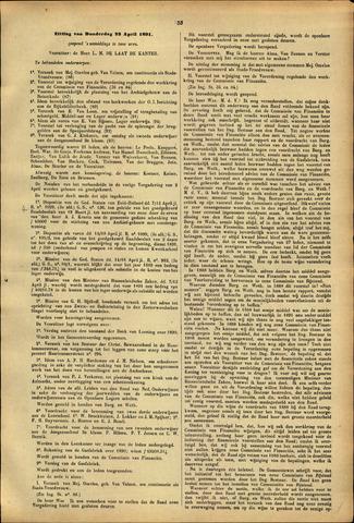 Handelingen van de Raad 1891-04-23