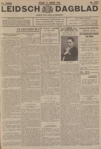 Leidsch Dagblad 1938-01-21