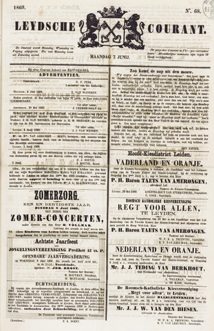 Leydse Courant 1869-06-07