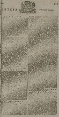 Leydse Courant 1727-08-11