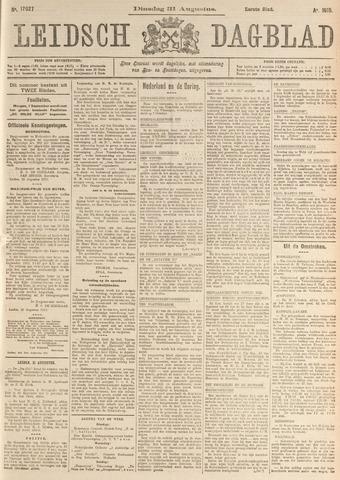 Leidsch Dagblad 1915-08-31