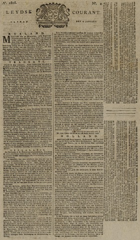 Leydse Courant 1808-01-08