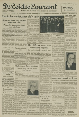 Leidse Courant 1951-04-16
