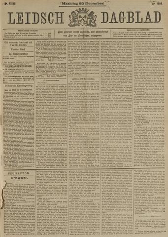 Leidsch Dagblad 1902-12-22