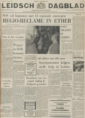 Leidsch Dagblad 1970-12-01