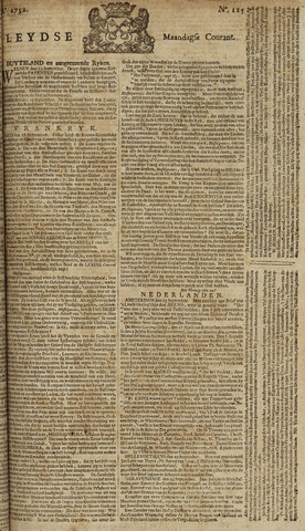 Leydse Courant 1752-09-25